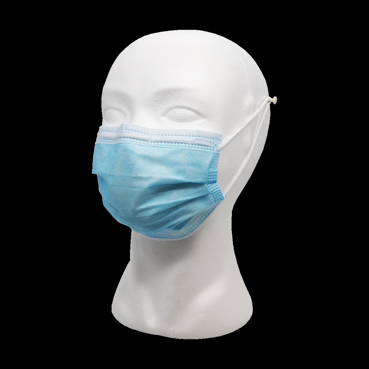 50 Chirurgischer Mundschutz / Medizinische Gesichtsmasken