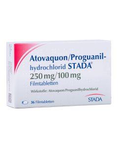 Atovaquone/Proguanil