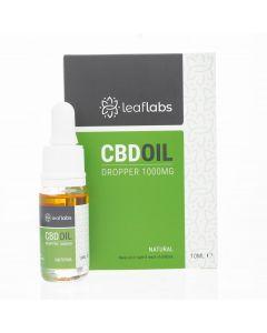 Leaflabs CBD Öl-Tropfen 1000mg