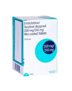 Emtricitabine/Tenofovir