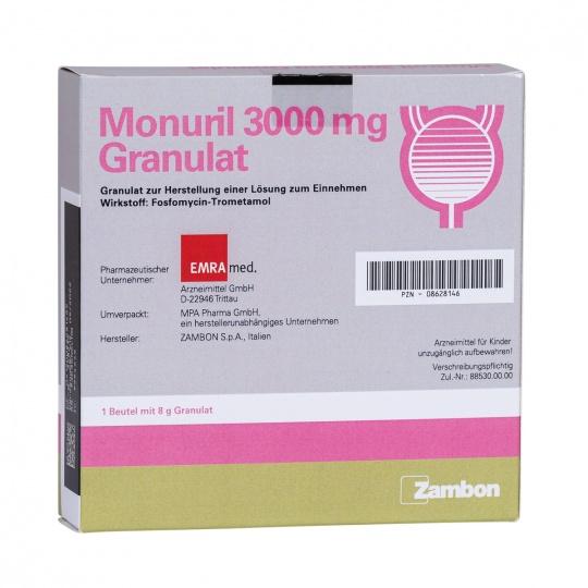 Beipackzettel monuril Monuril 3
