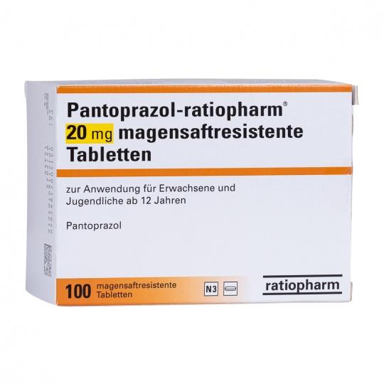 Pantoprazol und ibuprofen zusammen